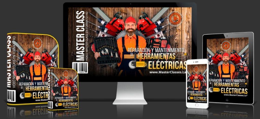 manual de Reparación y Mantenimiento de Herramientas Eléctricas